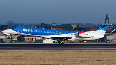 G-RJXM - Embraer ERJ-145MP - bmi Regional