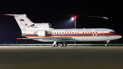 RA-42446 - Yakovlev Yak-42D - Russia - Ministry for Emergency Situations (MChS)