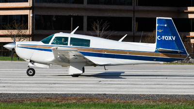 C-FOXV - Mooney M20J-201 - Private