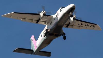 LV-WTV - Dornier Do-228-201 - American Jet