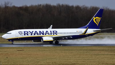 EI-DPD - Boeing 737-8AS - Ryanair