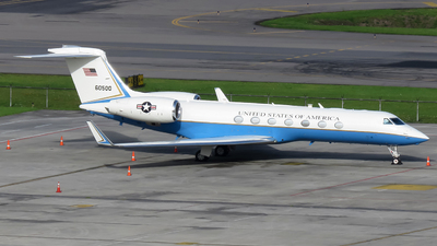 06-0500 - Gulfstream C-37B - United States - US Air Force (USAF)