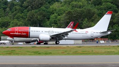 SE-RTE - Boeing 737-8 MAX - Norwegian