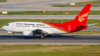 B-5026 - Boeing 737-7BX - Kunming Airlines
