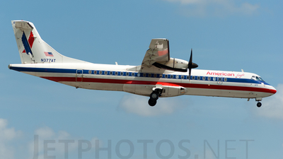 N377AT - ATR 72-212 - American Eagle (Executive Airlines)