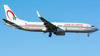 CN-ROJ - Boeing 737-85P - Royal Air Maroc (RAM)