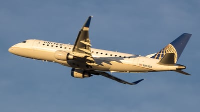 N85358 - Embraer 170-200LR - United Express (Mesa Airlines)