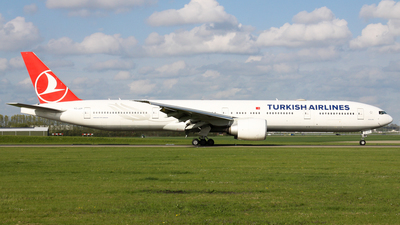 TC-JJY - Boeing 777-3F2ER - Turkish Airlines