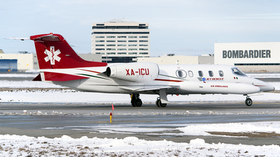 XA-ICU - Gates Learjet 35A -  Ambulancias Aereas en Mexico Jet Rescue