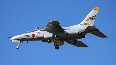 06-5785 - Kawasaki T-4 - Japan - Air Self Defence Force (JASDF)