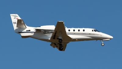 OE-GTS - Cessna 560XL Citation XLS Plus - Porsche Air Service