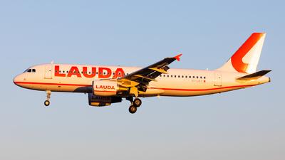 9H-LMJ - Airbus A320-214 - Lauda Europe