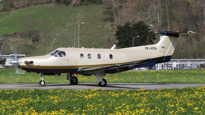 YR-PDV - Pilatus PC-12/47E - Private