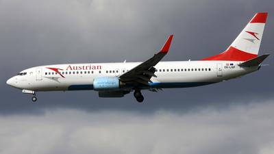 OE-LNP - Boeing 737-8Z9 - Austrian Airlines