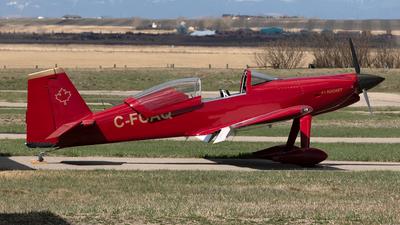 C-FCAQ - Harmon Rocket F-1 - Private