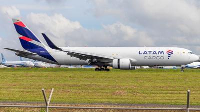 N542LA - Boeing 767-316(ER)(BCF) - LATAM Cargo