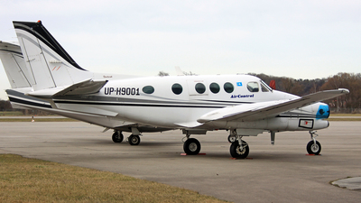 UP-K9001 - Beechcraft C90A King Air - Private