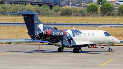 D-CVMS - Pilatus PC-24 - Platoon Aviation