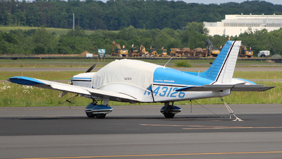 N43126 - Piper PA-28-180 Cherokee - Private