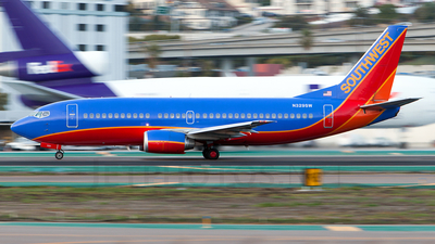 N329SW - Boeing 737-3H4 - Southwest Airlines