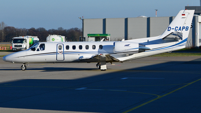 D-CAPB - Cessna 560 Citation Encore Plus - Aerowest Flugcharter