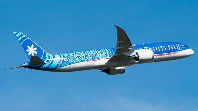 A picture of FOMUA - Boeing 7879 Deamliner - Air Tahiti Nui - © Olivier Landes