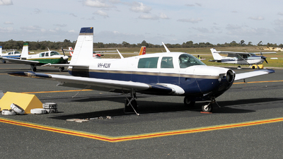 VH-KLW - Mooney M20J - Private