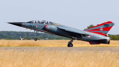502 - Dassault Mirage F1B - France - Air Force