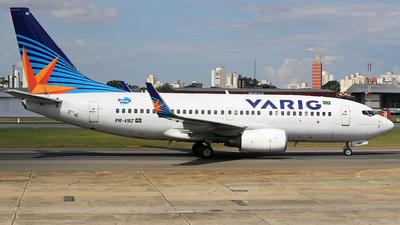 PR-VBZ - Boeing 737-73A - Varig