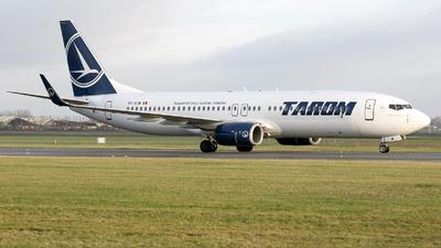 A picture of YRBGM - Boeing 7378H6 - Tarom - © Freek Blokzijl