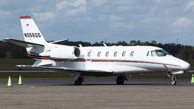 N556QS - Cessna 560XL Citation XLS - NetJets Aviation