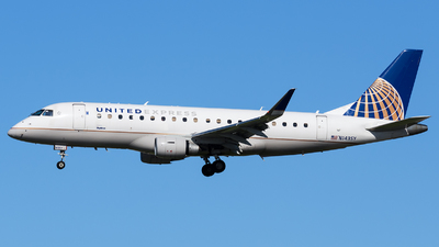 N143SY - Embraer 170-200LR - United Express (SkyWest Airlines)