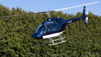 D-HJET - Bell 206B JetRanger III - Rotorflug