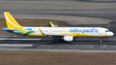 RP-C4111 - Airbus A321-211 - Cebu Pacific Air
