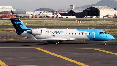 XA-NMI - Bombardier CRJ-200ER - Mexicana Link