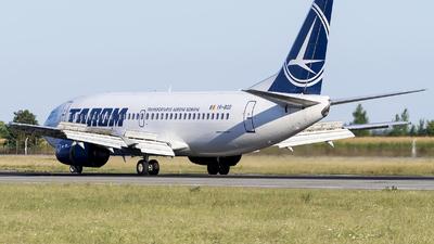 A picture of YRBGD - Boeing 73738J - Tarom - © Loredana Cioclei
