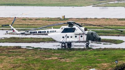 B-4604 - Mil Mi-17V5 Hip H - United Nations (UN)