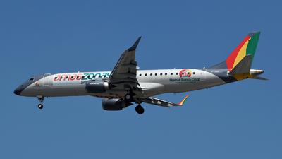 CP-3133 - Embraer 190-100STD - Linea Aerea Amaszonas