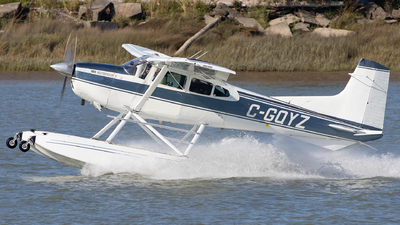 C-GQYZ - Cessna A185E Skywagon - Private