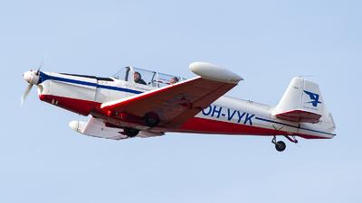 OH-VYK - Zlin 526F - Private