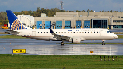 N85340 - Embraer 170-200LR - United Express (Mesa Airlines)