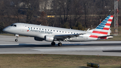 N134HQ - Embraer 170-200LR - American Eagle (Republic Airways)