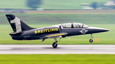 ES-YLN - Aero L-39C Albatros - Breitling Apache Jet Team