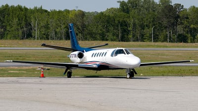 N717TR - Cessna 550 Citation II - Private