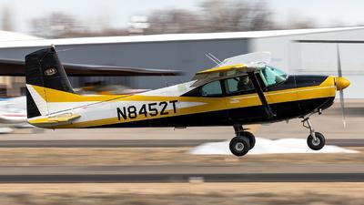 N8452T - Cessna 182B Skylane - Private