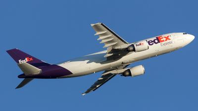 N668FE - Airbus A300F4-605R - FedEx