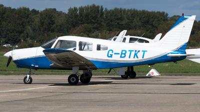G-BTKT - Piper PA-28-161 Warrior II - Private