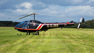 G-OJBB - Enstrom 280FX Shark - Private