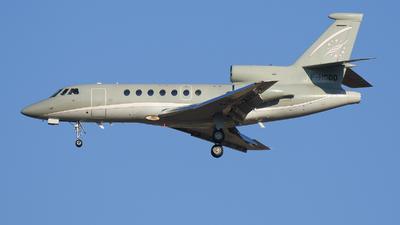 F-HCDD - Dassault Falcon 50EX - Dassault Aviation