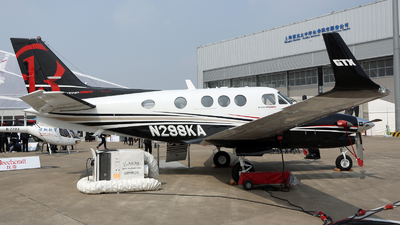 N298KA - Beechcraft C90GTi King Air - Hawker Beechcraft